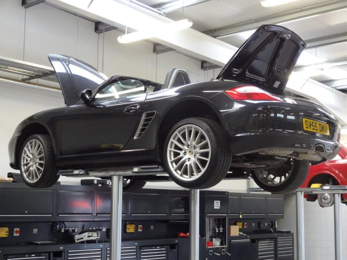 ouvrir garage professionnel