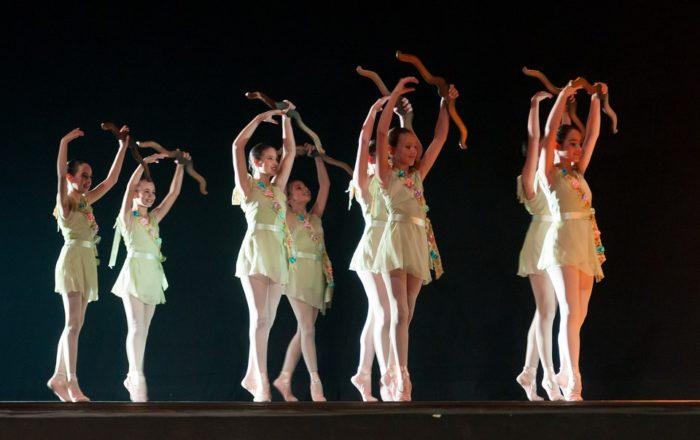 Danse activité extrascolaire